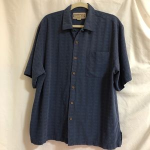 Jamaica Jaxx Washable Silk Shirt